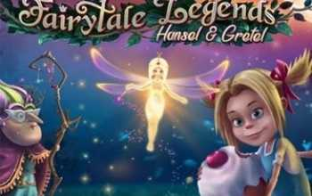 Fairytale Legends Hansel & Gretel komt