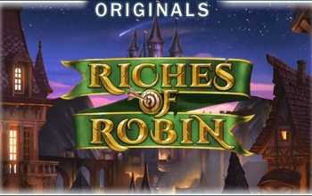 Play'n GO lanceert bijna Riches of Robin!