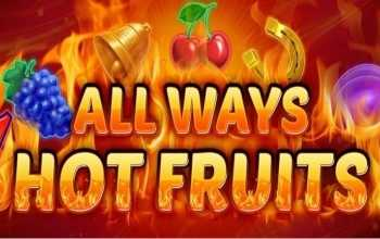 Speel nu ook All Ways Hot Fruits van Amatic!