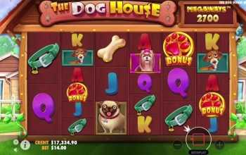 The Dog House Megaways van Pragmatic nu online!